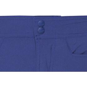 Bergans Cecilie Climbing Shorts Damen ink blue melange/navy